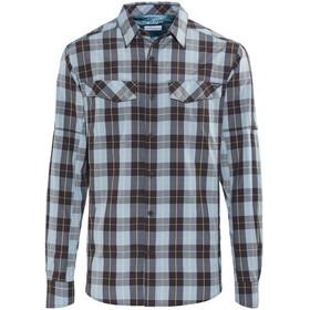 Columbia Silver Ridge Plaid overhemd lange mouwen Heren grijs/br